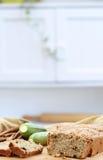 Zucchini Bread Royalty Free Stock Photos