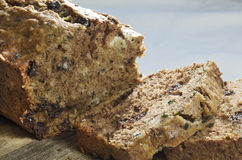 Zucchini Bread Royalty Free Stock Images