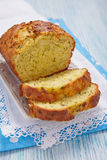 Zucchini bread Royalty Free Stock Photography