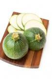 zucchini courgette Стоковые Фотографии RF
