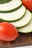 zucchini courgette Стоковые Изображения RF