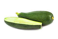 Zucchini courgette Stock Images