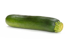 Zucchini or Courgette Royalty Free Stock Image