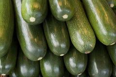 Zucchini/courgettes Fotografia de Stock Royalty Free