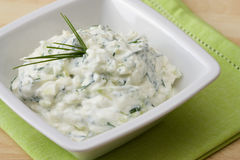 Zucchini Curd Stock Images