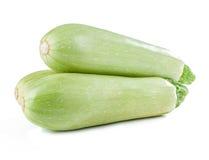 Zucchini isolado Imagem de Stock Royalty Free