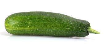 Zucchini isolado no branco Imagens de Stock