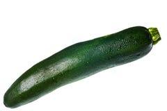 Zucchini isolated Stock Photos