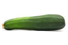 Zucchini isolated on white Royalty Free Stock Photos