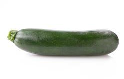 Zucchini isolated on white background Royalty Free Stock Image