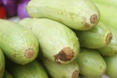 Zucchini Muskmelon Stock Photos