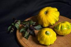 Zucchini, polpa imagem de stock