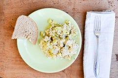 Zucchini risotto Zdjęcia Stock