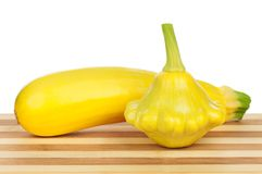 Zucchini squash Stock Photo