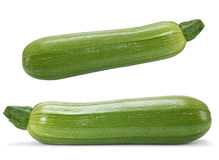 Zucchini vegetable Royalty Free Stock Photos