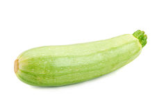 Zucchini vegetable Stock Image