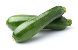 Zucchini vegetables stock images