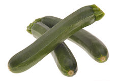 Zucchini vegetables Royalty Free Stock Image