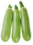 Zucchini verde imagem de stock