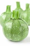 Zucchini vier Lizenzfreie Stockbilder
