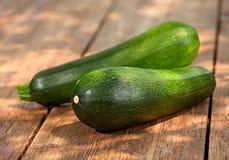 Zucchini warzywo Obraz Royalty Free