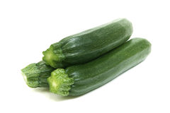 Zucchinis Stock Photo