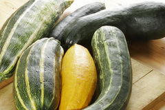 Zucchinis Royalty Free Stock Image