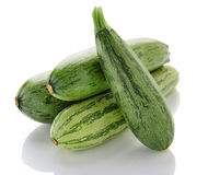 Zucchinis Royalty Free Stock Photography