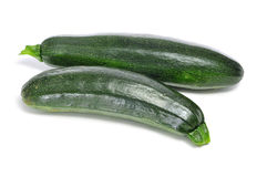 Zucchinis Stock Images