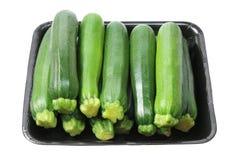 Zucchinis Royalty Free Stock Photos