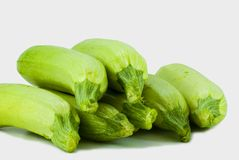 Zucchinis Royalty Free Stock Images