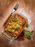 Zucchinis parmesan Stock Photos