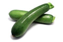 Zucchino verde Fotografie Stock