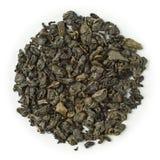 Zucha för grönt te krut Fotografering för Bildbyråer