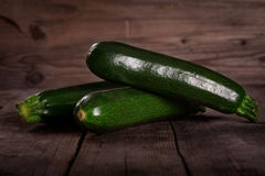 Zuchinis Stock Image