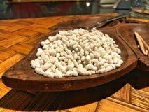 Zuckerüberzogenes saunf u. x28; Fenchel seed& x29; Lizenzfreie Stockbilder