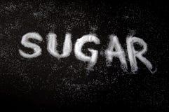 Zucker Stockbild