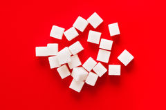 Zucker Lizenzfreies Stockfoto