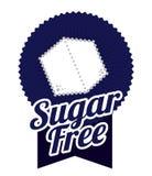 Zucker gibt Design frei Lizenzfreie Stockfotografie