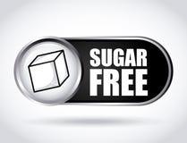 Zucker gibt frei Stockbilder