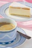 Zucker und Koffein stockbilder