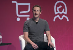 Zuckerberg wmc Stock Photography