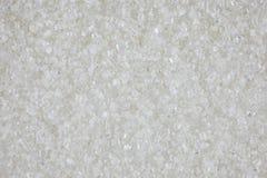Zuckerkristallhintergrund oder -beschaffenheit Stockbilder
