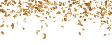 Zuckermaisflockenexplosion lizenzfreie stockfotografie