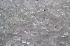 Zuckermakro lizenzfreie stockbilder