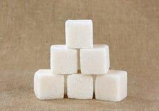 Zuckerwürfel Stockbilder