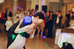 Zuerst Tanz hd lizenzfreie stockfotos