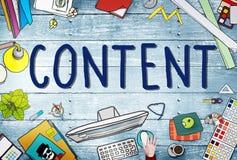 Zufriedenes Social Media-Vernetzungs-Verbindungs-Konzept stock abbildung