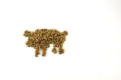 Zufuhr für Schweine Lizenzfreie Stockbilder