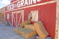 Zufuhr-und Korn-Speicher Stockbilder